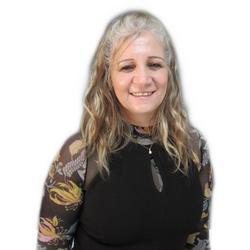 Debbie Jardine, estate agent