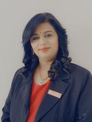 Maureen Moodley, estate agent