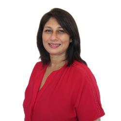 Brenda Veerannah, estate agent