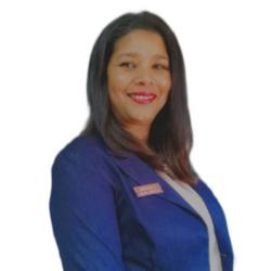 Fathima Khan, estate agent